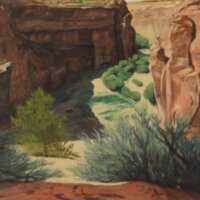 Canyon de Chelly by Kathy Moulds